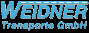 Logo Weidner Transporte